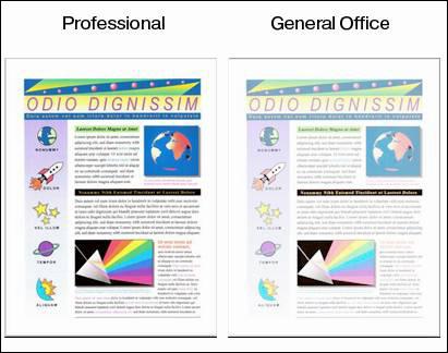 HP Edgeline: сравнение режимов работы