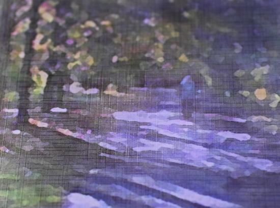 Бумага «Ткань» от «Ломонд»