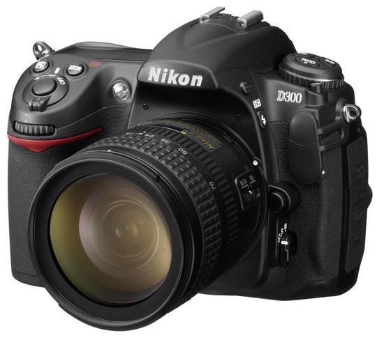 Nikon D300, профессиональная цифровая зеркалка от Nikon с кроп-фактором 1,5
