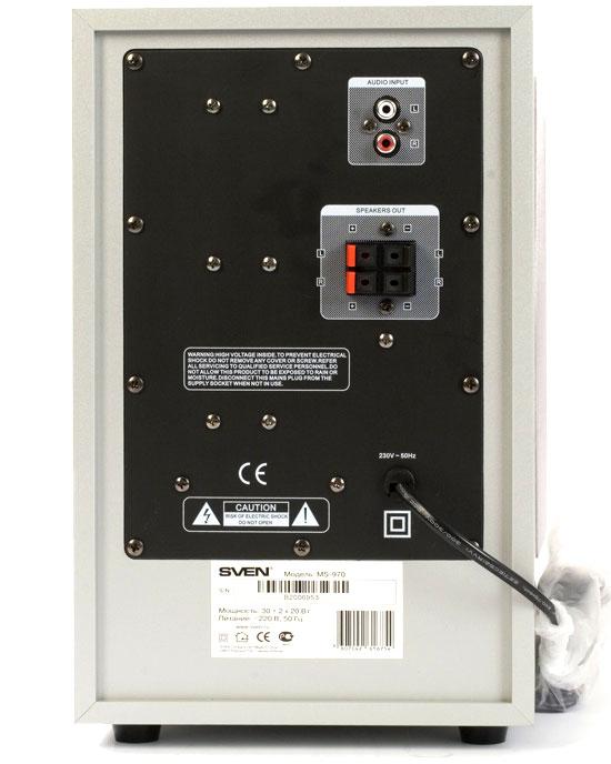 системы Sven MS-970.