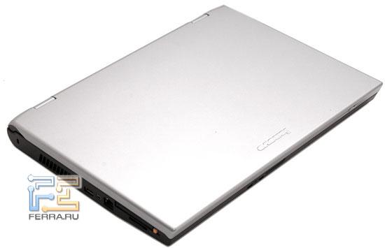 Lenovo 3000 N100: внешний вид в закрытом состоянии