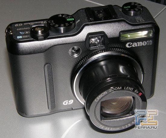 canon g9 примеры фото