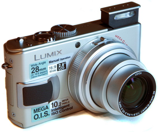 Panasonic DMC-LX