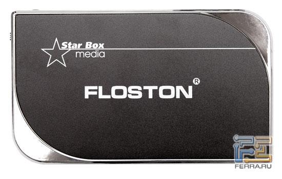 Floston Star Box Media: внешний вид 1