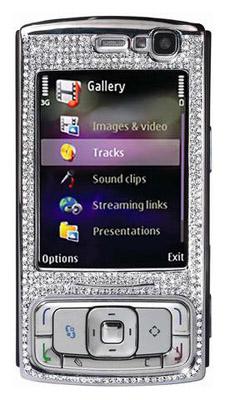 Nokia N95 Diamond