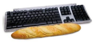 Keyboard Baguette
