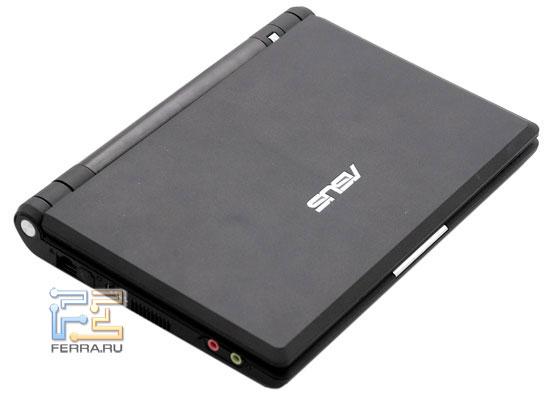 ASUS EEE PC 701: внешний вид в закрытом состоянии