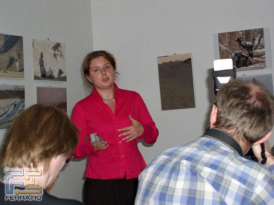 Елена Рудневская - менеджер по направлению