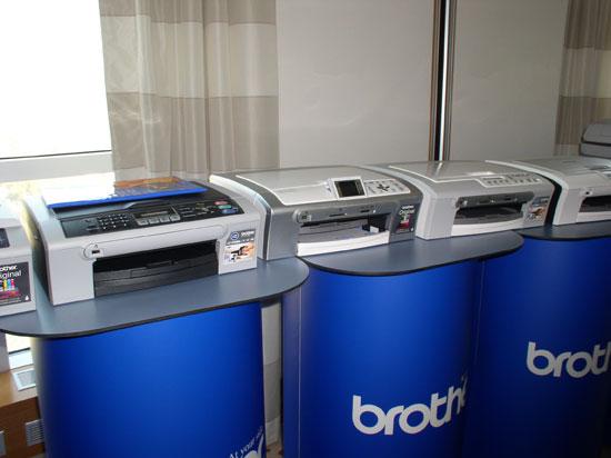 Рассмотренные лазерные принтеры были не единственными представленными устройствами 2