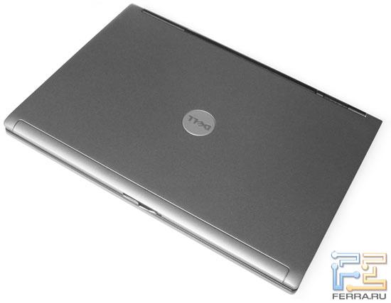 Dell Latitude D630: внешний вид в закрытом состоянии