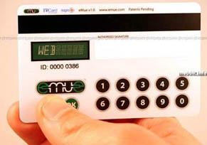 Secure Credit Card