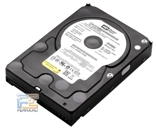 Жёсткий диск Western Digital