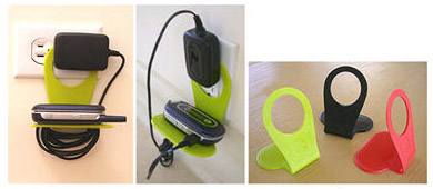 Device Charger Holder