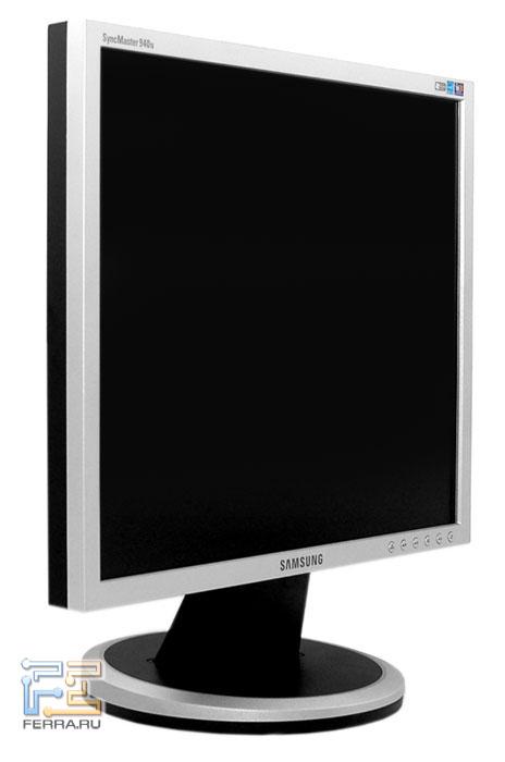 Внешний вид Samsung 940N