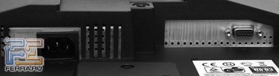 Разъёмы на Samsung 940N