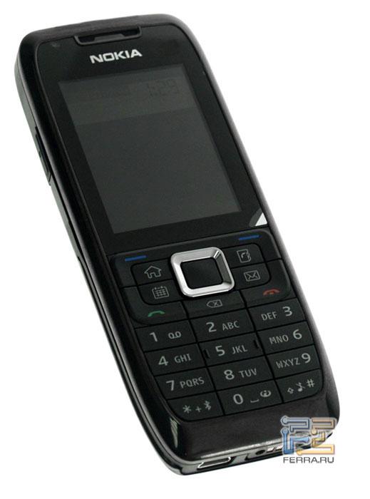 Nokia E51 1