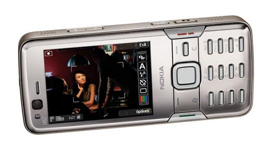 Nokia N82 1