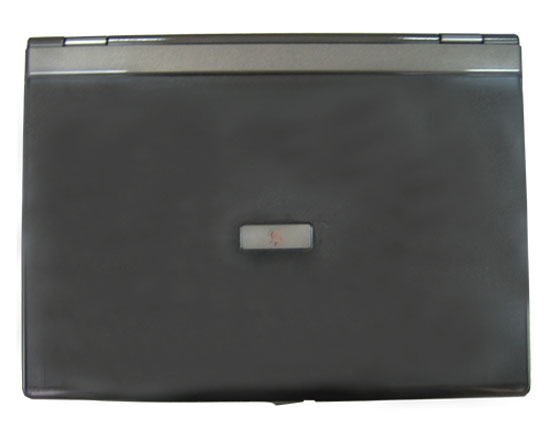 RoverBook Nautilus V450: вид сверху