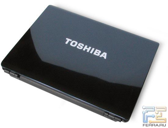 Toshiba U300: внешний вид в закрытом состоянии