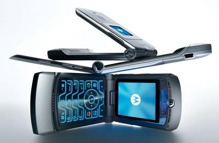 Motorola RAZR V3 - один из самых продаваемых мобильников за всю историю телекома, настоящий бренд в мире связи, породивший массу клонов