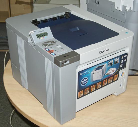 Принтер HL-4050CDN
