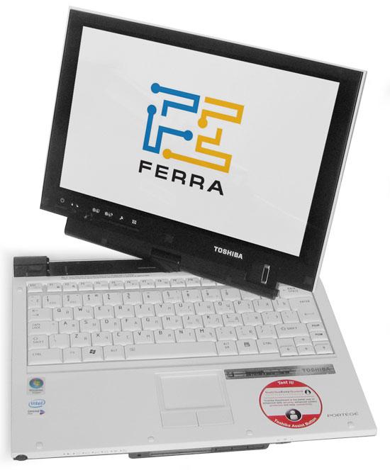 Toshiba Portege R400: ������� ������