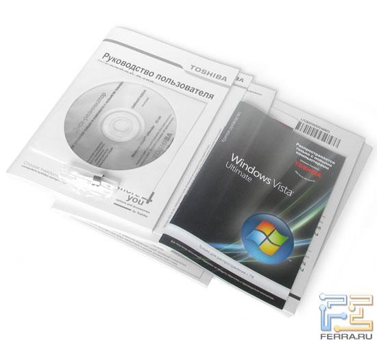 Toshiba Portege R400: �������� ��������