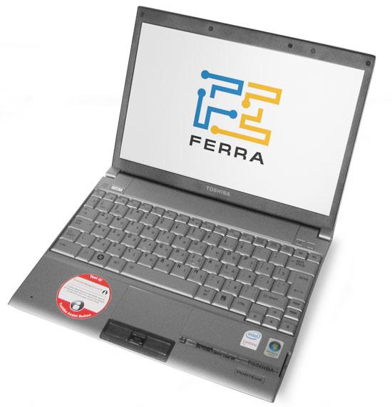 Toshiba Portege R500: ������� ��� � �������� ���������