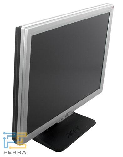 Acer AL2416W.  На этом мы, наверное, закончим обзор рынка мониторов прошедшего 2007 года.