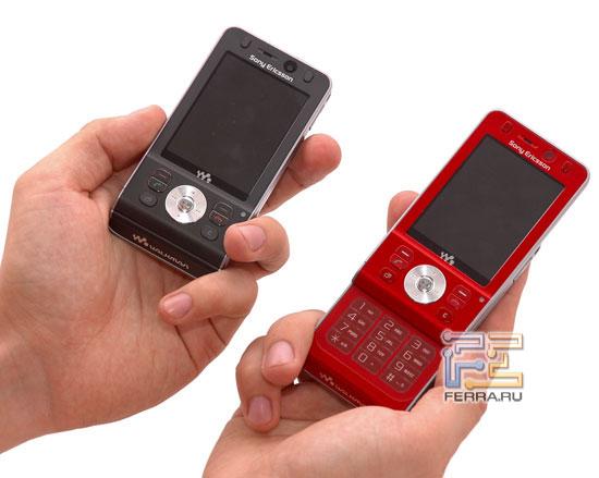 Sony Ericsson W910i Black