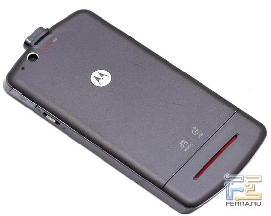 Motorola ROKR E8: дизайн 2