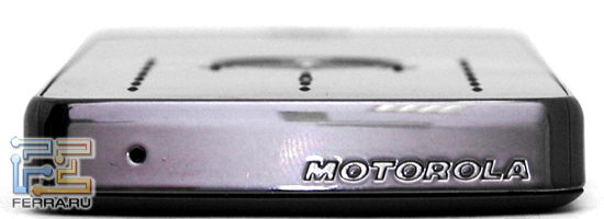 Motorola ROKR E8: эргономика 9