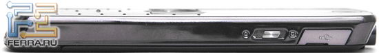 Motorola ROKR E8: эргономика 10