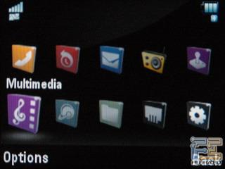 Motorola ROKR E8: интерфейс 2