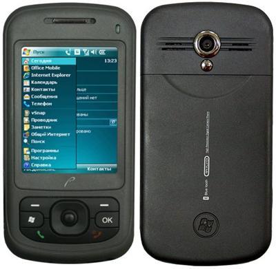 RoverPC C6 – самый недорогой WM6-коммуникатор