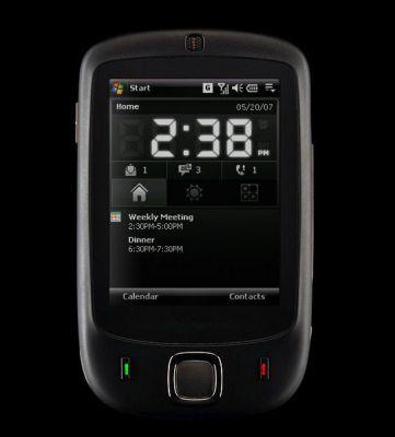 HTC Touch – первый по-настоящему имиджевый коммуникатор
