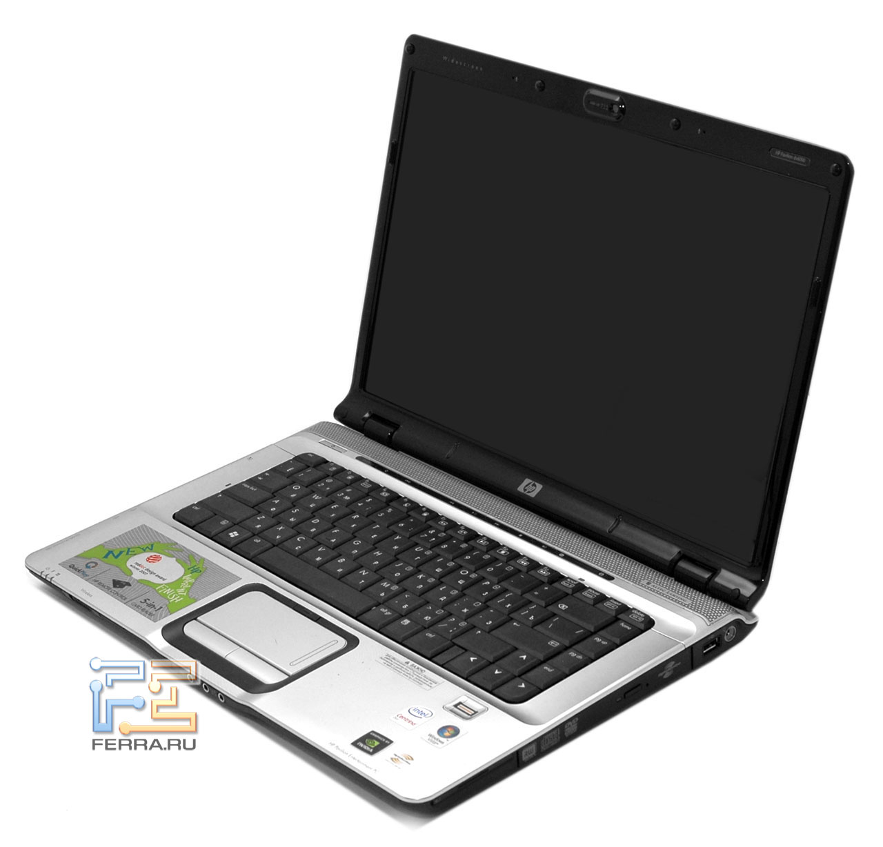 Other Laptops Amp Notebooks Hp Pavilion Dv6000 Ka070ea