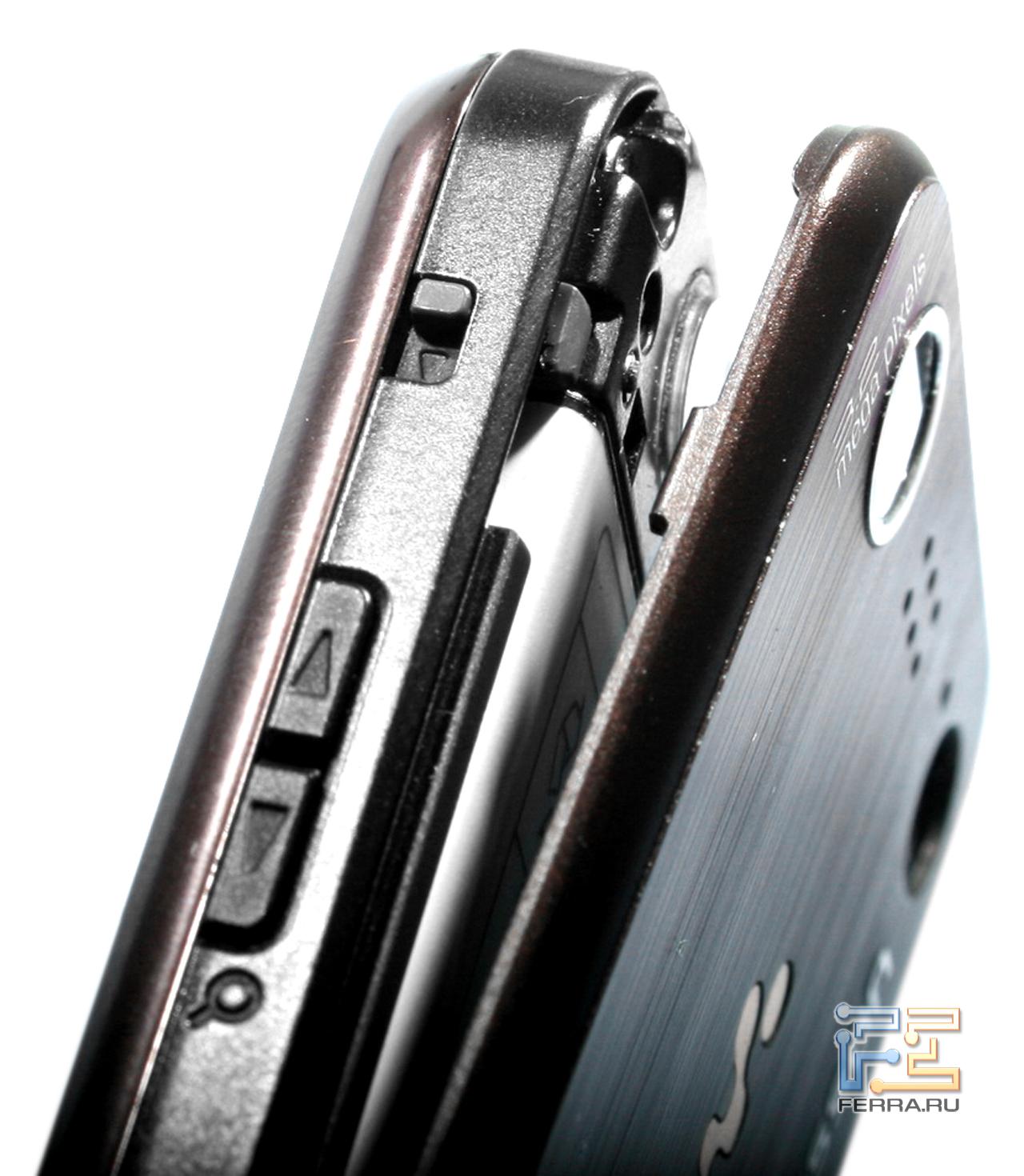 Sony Ericsson W890i.