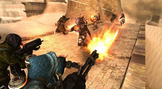 В обновлённой версии экшена можно будет принять участие в схватках на стороне акридов - заклятых врагов человечества