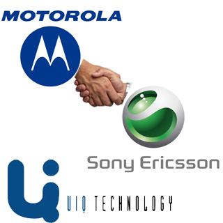 Sony Ericsson и Motorola развивают UIQ
