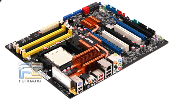 ASUS M3A32-MVP Deluxe/WiFi-AP