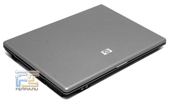 HP Compaq 6720s: внешний вид в закрытом состоянии