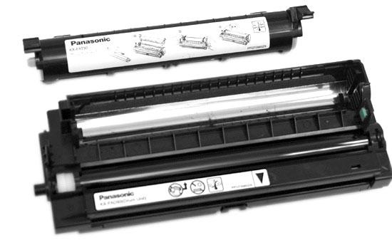 Тонер-картридж KX-FAT92A и оптический блок KX-FAD93A