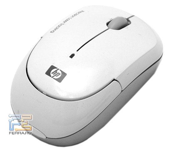 HP Pavilion dv6699er: беспроводная мышь