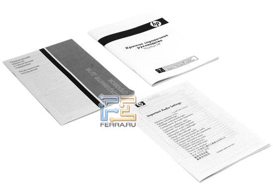 Комплект документации