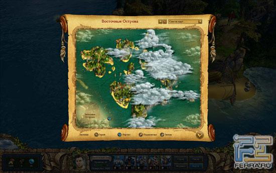 Карты не генерируются случайным образом, что является скорее плюсом – левел-дизайнеры постарались на славу
