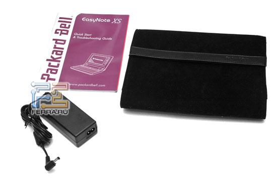 Packard Bell EasyNote XS: ������������