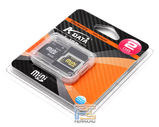 Speedy Mini SD 2GB 1