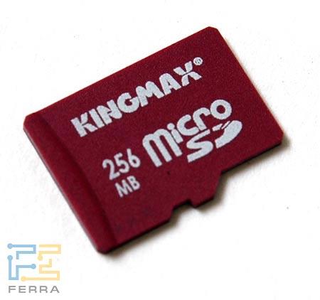 MicroSD-флешка