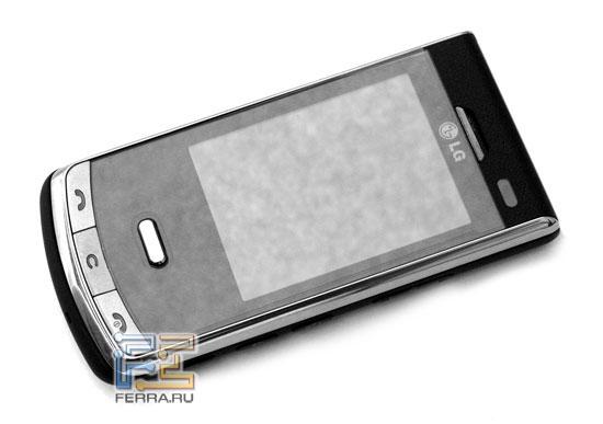 Тест имиджевых 5-мегапиксельных камерофонов: LG KF755 Secret 1